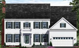 Clifton - LOT NOT INCLUDED IN PRICE - Craftmark Homes - Custom Build on Your Lot (Fulton): Fulton, Maryland - Craftmark Homes