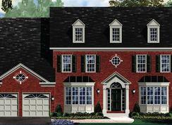 Edgemoor - Floor Plan - Craftmark Homes - Custom Build on Your Lot (Leesburg): Leesburg, District Of Columbia - Craftmark Homes
