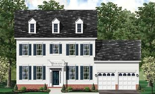 Hamilton - LOT NOT INCLUDED IN PRICE - Craftmark Homes - Custom Build on Your Lot (Fulton): Fulton, Maryland - Craftmark Homes
