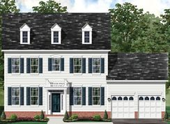 Hamilton - LOT NOT INCLUDED IN PRICE - Craftmark Homes - Custom Build on Your Lot (Fulton): Fulton, District Of Columbia - Craftmark Homes