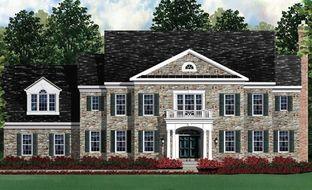 Kenwood II - Floor Plan - Craftmark Homes - Custom Build on Your Lot (Leesburg): Leesburg, District Of Columbia - Craftmark Homes