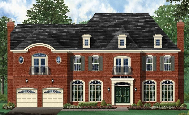'Craftmark Homes - Custom Build on Your Lot (Fulton)' by Craftmark Homes BOYL in Baltimore