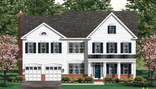 Oakdale - BOYL-Design-at-Craftmark Homes - Custom Build on Your Lot (Leesburg)-in-Leesburg