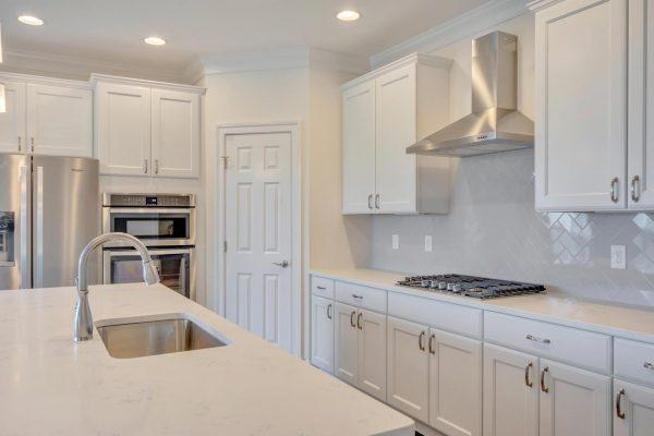 Kitchen featured in The Pavilion By Craig Builders in Charlottesville, VA