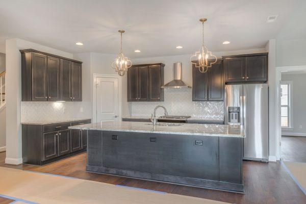 Kitchen featured in The Blue Ridge By Craig Builders in Charlottesville, VA