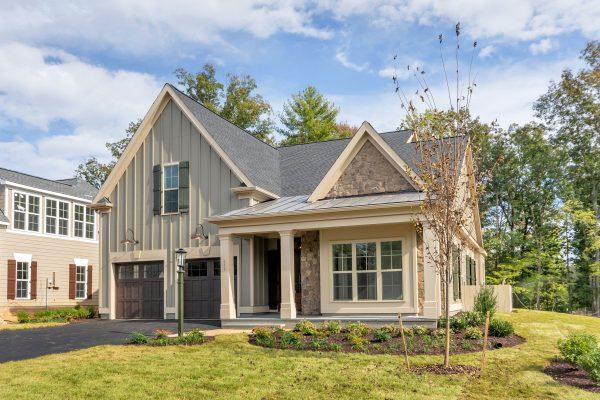 Exterior featured in The Blue Ridge By Craig Builders in Charlottesville, VA