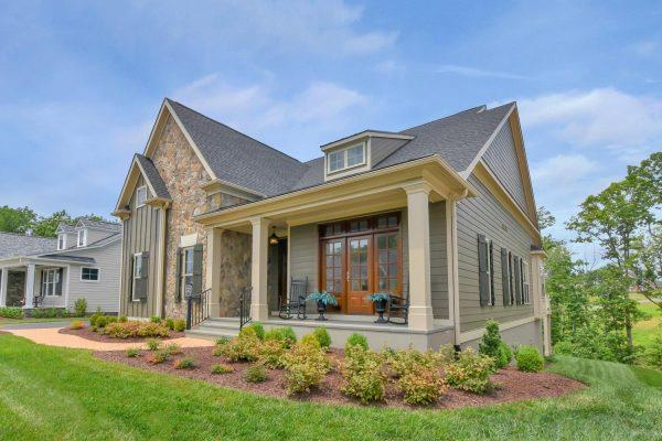 Exterior featured in The Centennial By Craig Builders in Charlottesville, VA