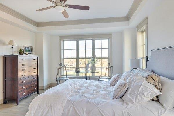 Bedroom featured in The Fairway By Craig Builders in Charlottesville, VA