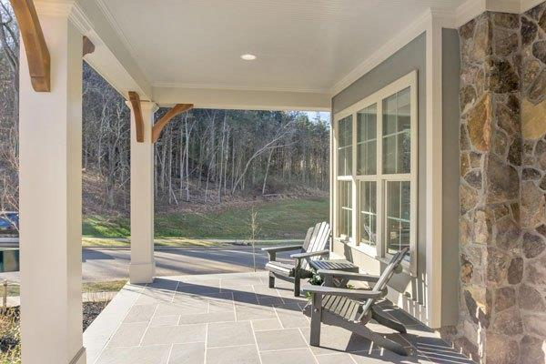 Exterior featured in The Fairway By Craig Builders in Charlottesville, VA