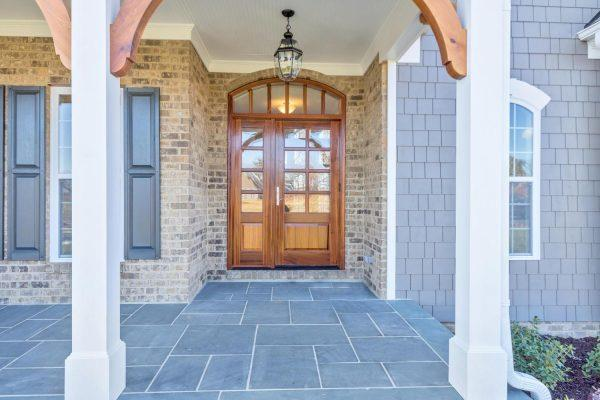 Exterior featured in The Newport By Craig Builders in Charlottesville, VA