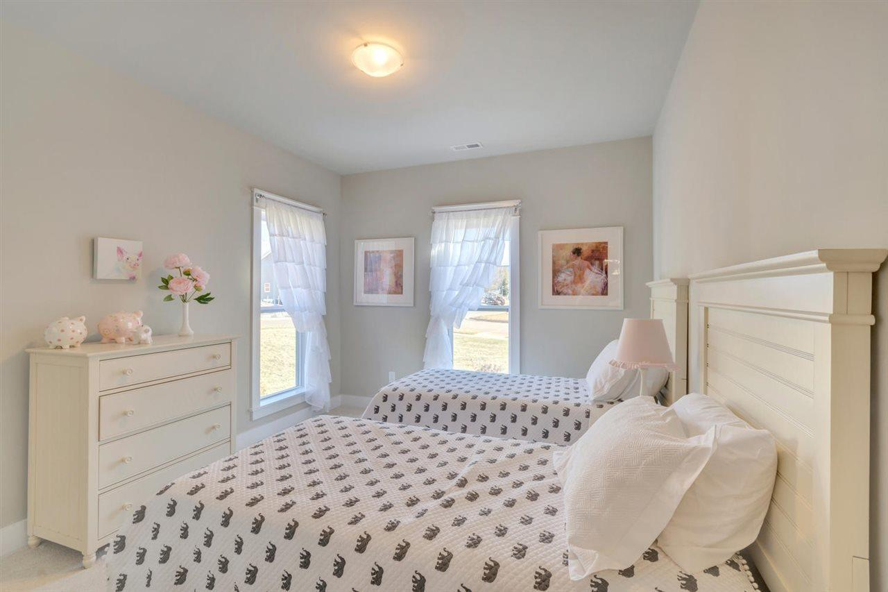 Bedroom featured in The Newport By Craig Builders in Charlottesville, VA