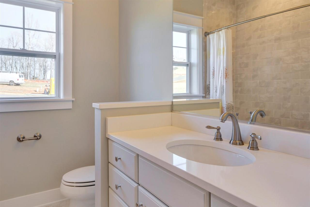 Bathroom featured in The Newport By Craig Builders in Charlottesville, VA