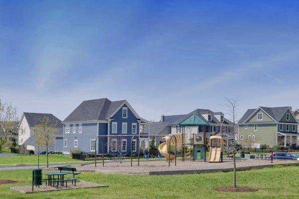 'Old Trail Village' by Craig Builders in Charlottesville
