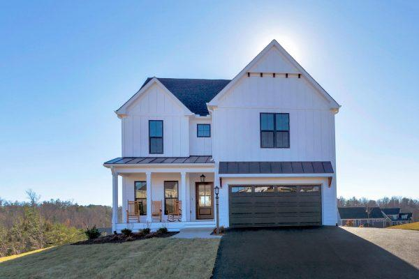Exterior featured in The Stockton By Craig Builders in Charlottesville, VA