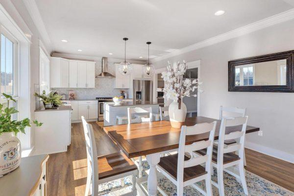 Kitchen featured in The Stockton By Craig Builders in Charlottesville, VA