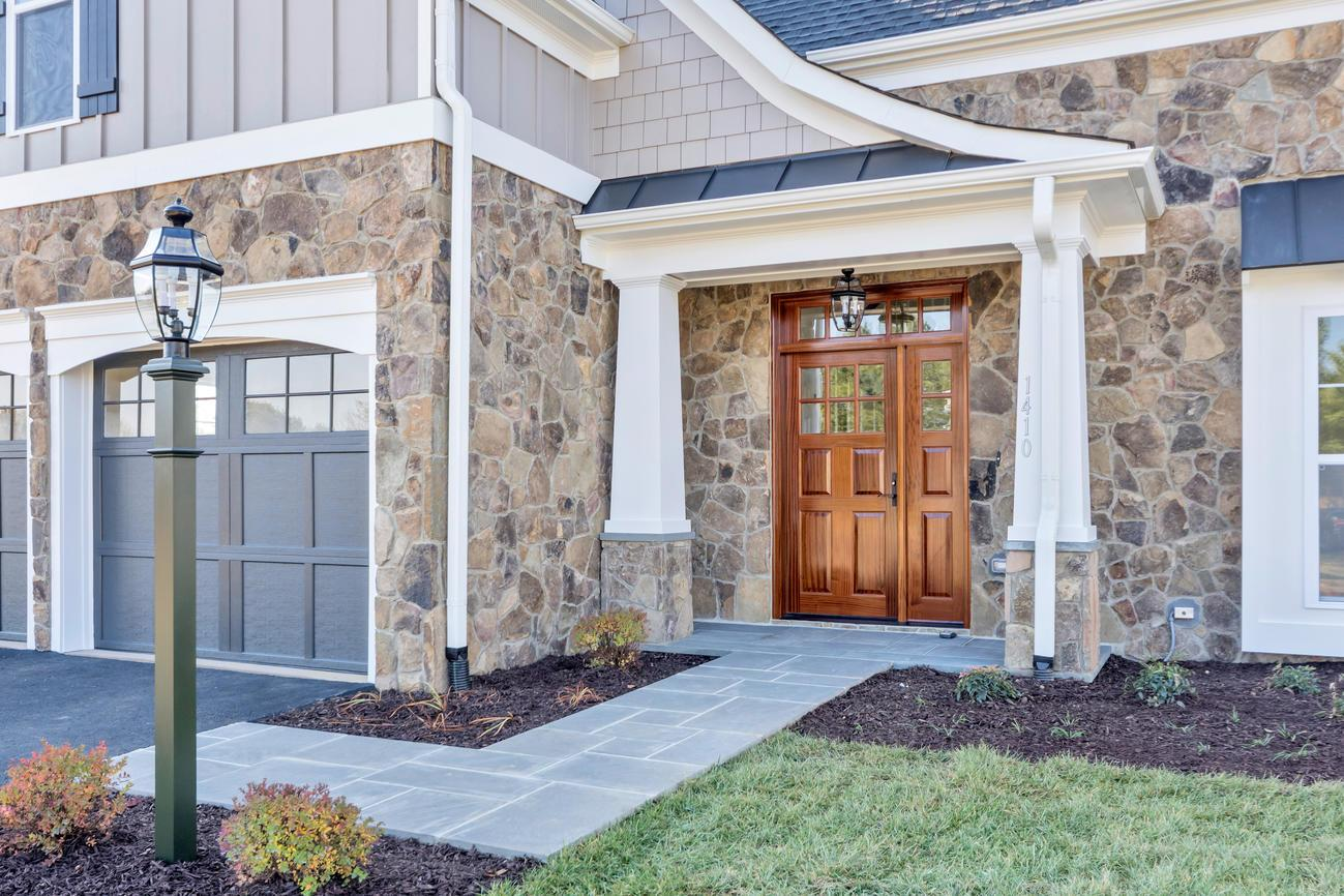 Exterior featured in The Chesapeake By Craig Builders in Charlottesville, VA