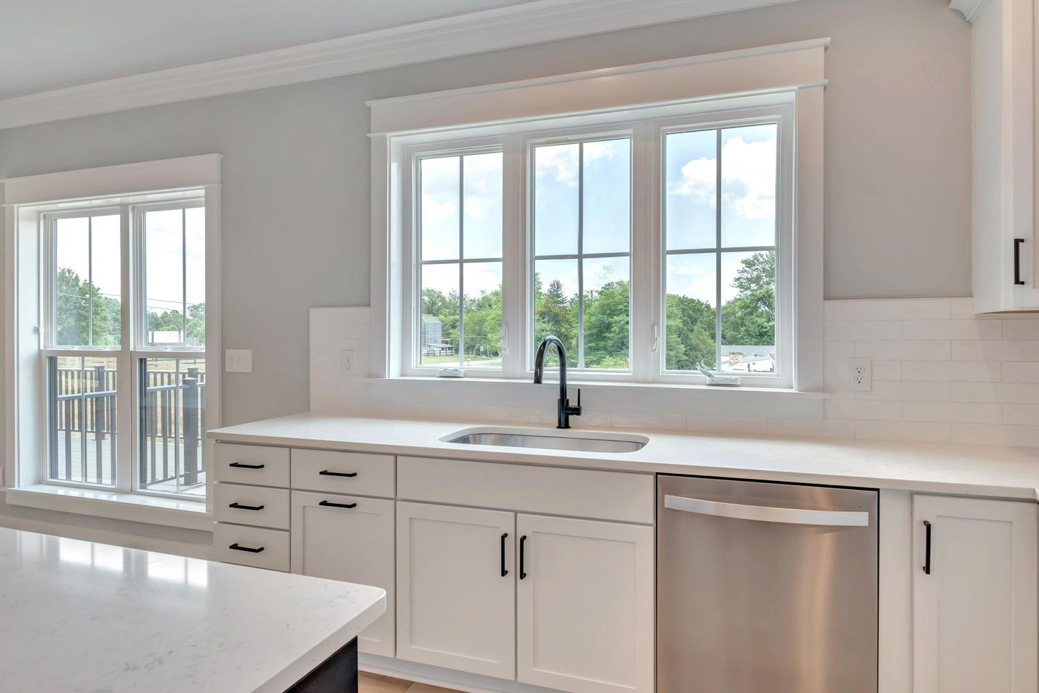 Kitchen featured in The Mechum By Craig Builders in Charlottesville, VA