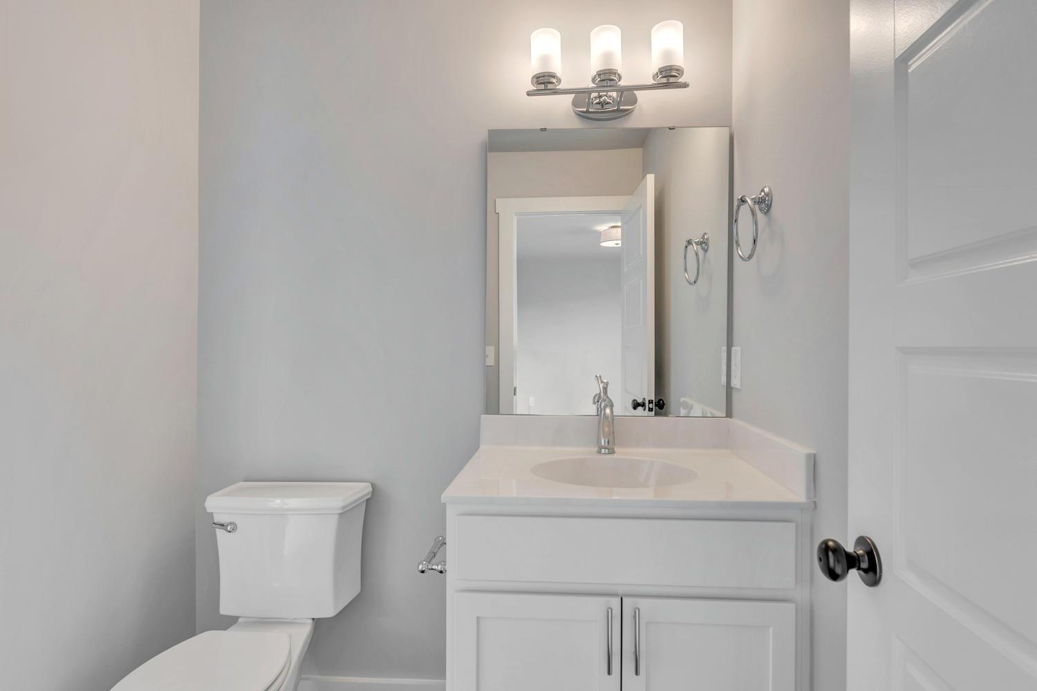 Bathroom featured in The Mechum By Craig Builders in Charlottesville, VA