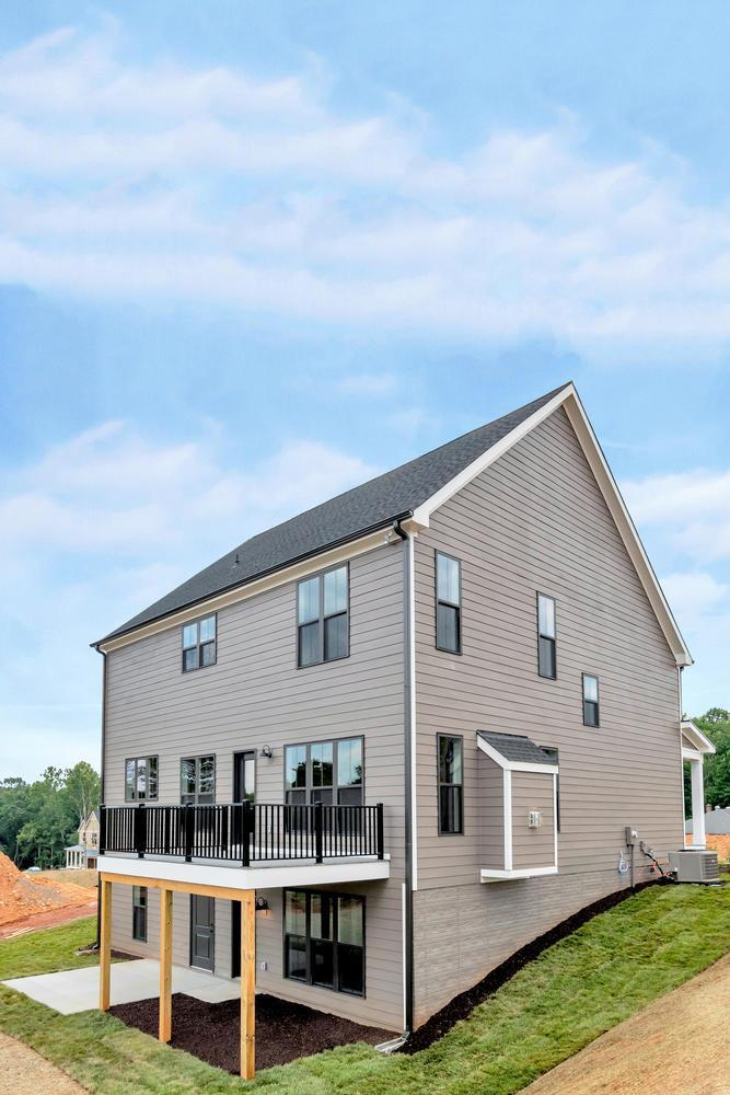 Exterior featured in The Mechum By Craig Builders in Charlottesville, VA