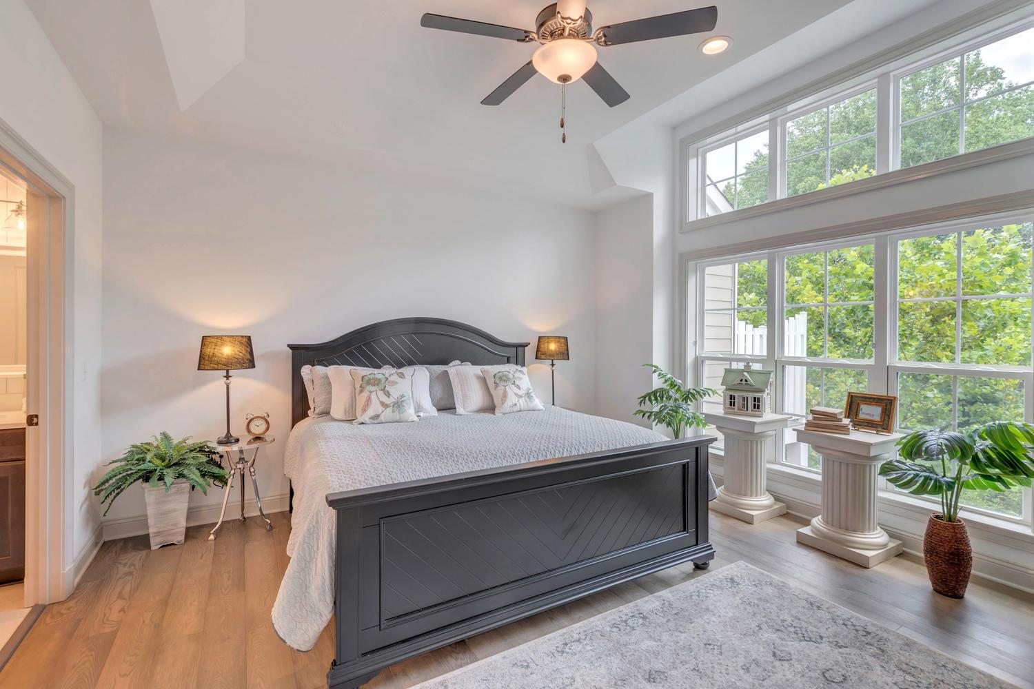 Bedroom featured in The Pavilion By Craig Builders in Charlottesville, VA