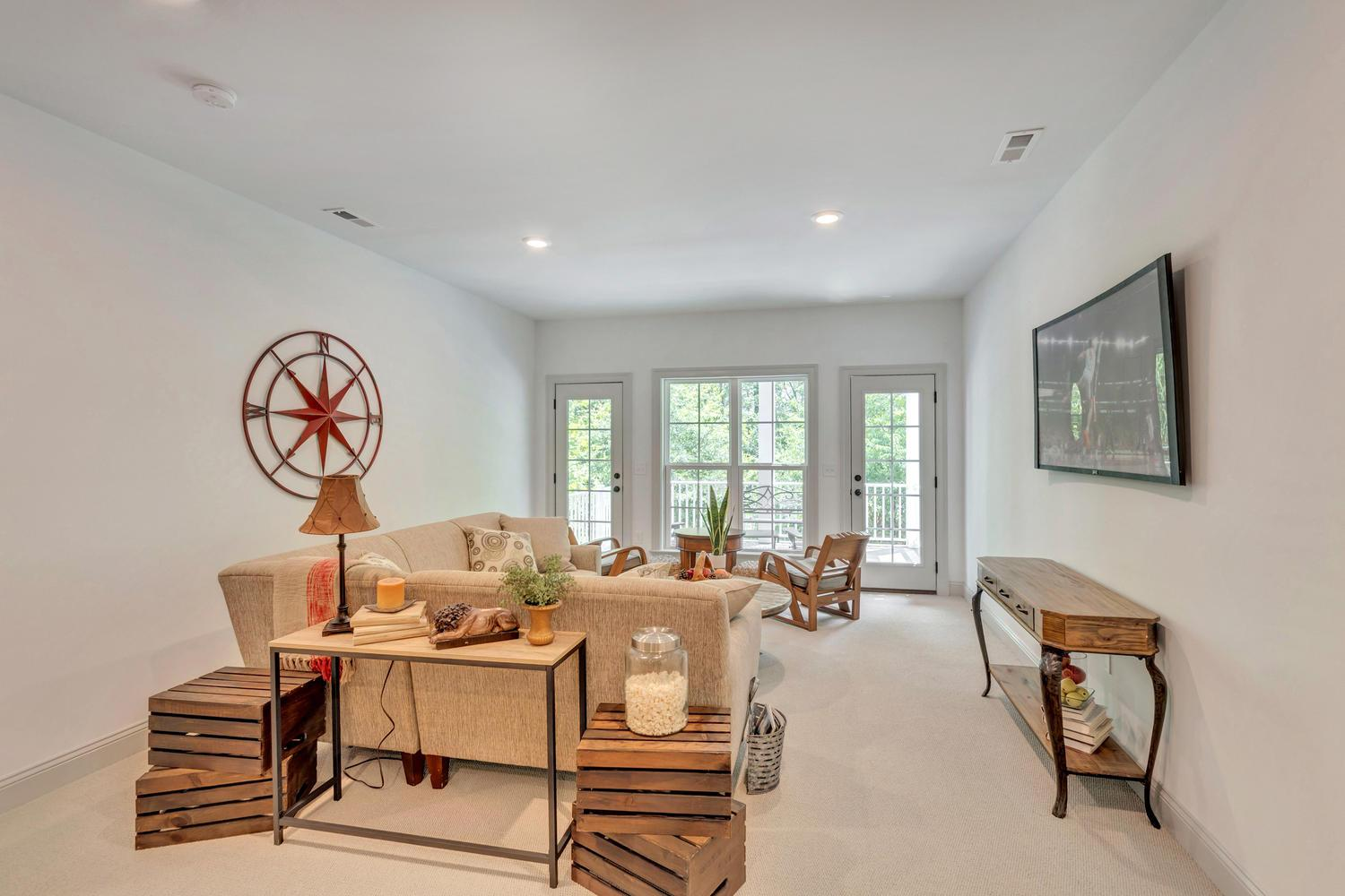 Living Area featured in the Old Trail Townes By Craig Builders in Charlottesville, VA