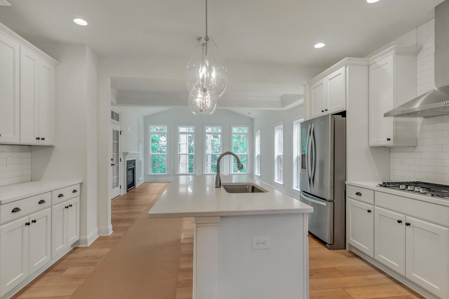 Kitchen featured in the Afton By Craig Builders in Charlottesville, VA