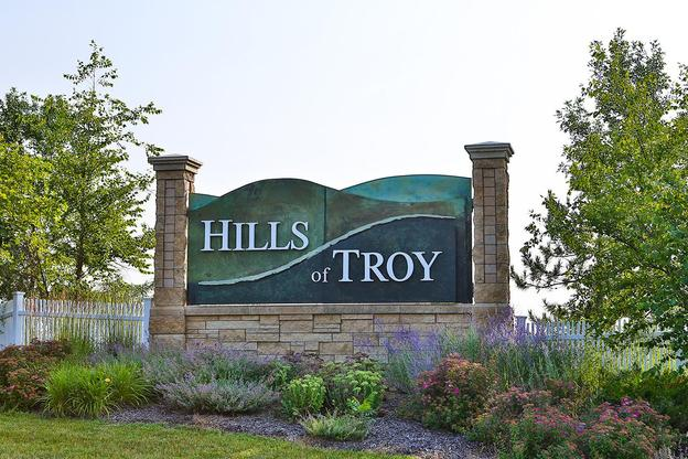 Hills of Troy