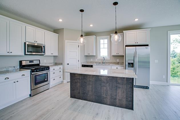 Kitchen featured in the Victoria By Creative Homes in Minneapolis-St. Paul, WI