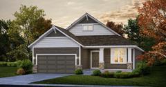 5658 Oak Cove N (Victoria - Villa Floor Plan)