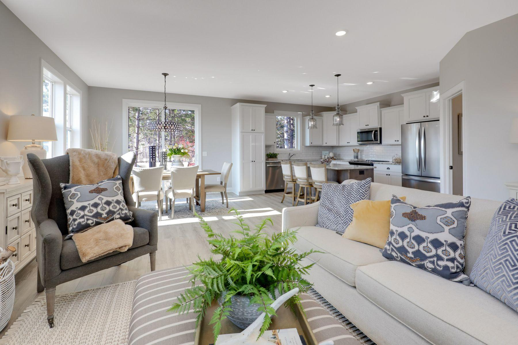 'Willow River Bluffs' by Creative Homes in Minneapolis-St. Paul