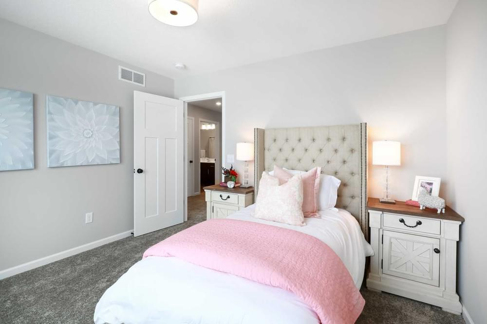 Bedroom featured in the Aspen By Creative Homes in Minneapolis-St. Paul, WI