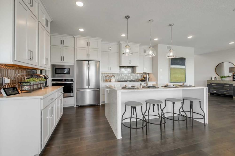 Kitchen featured in the Clifton By Creative Homes in Minneapolis-St. Paul, MN