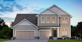 Gibson - Legacy at Northstar: Lake Elmo, Minnesota - Creative Homes