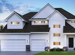 Middleton - Legacy at Northstar: Lake Elmo, Minnesota - Creative Homes