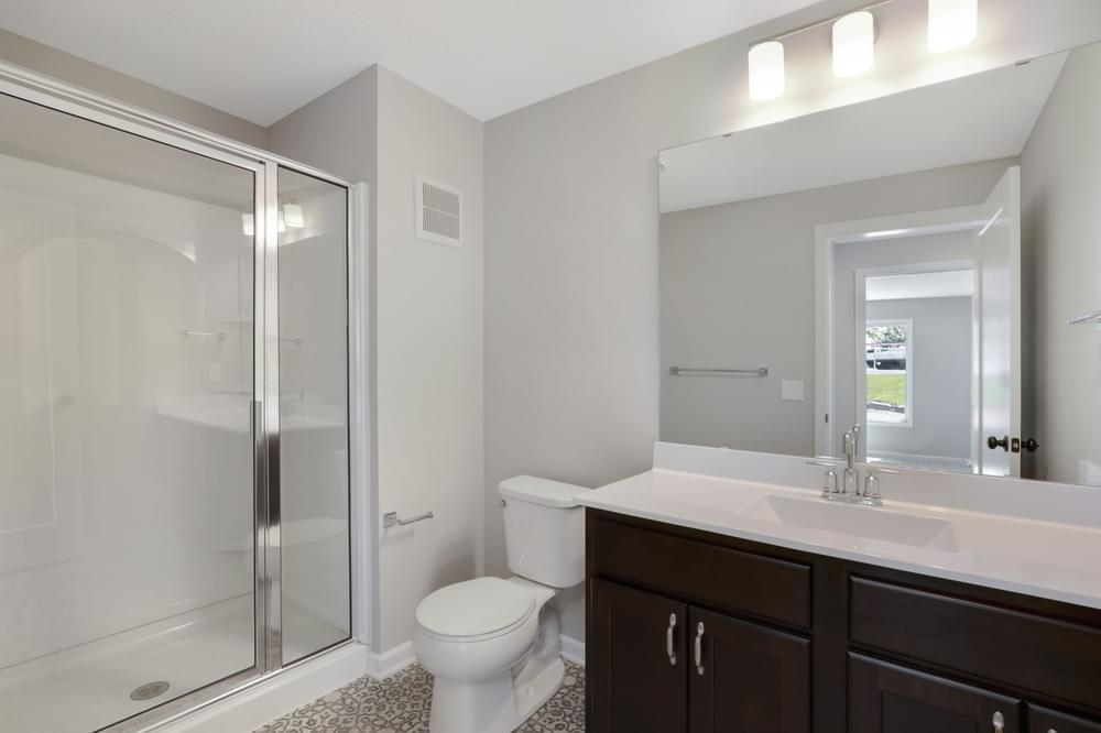 Bathroom featured in the Riley-Slab on Grade By Creative Homes in Minneapolis-St. Paul, MN