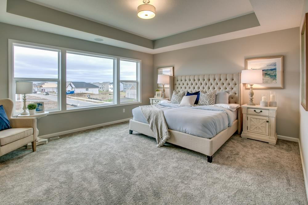 Bedroom featured in the Sutherland By Creative Homes in Minneapolis-St. Paul, MN