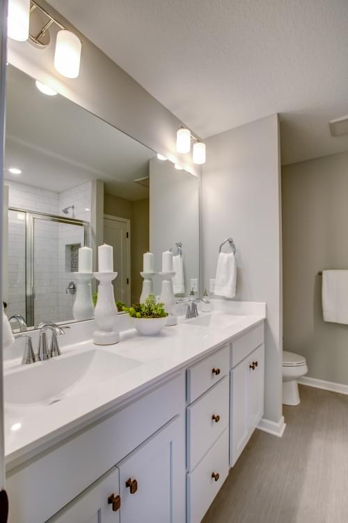 Bathroom featured in the Sutherland By Creative Homes in Minneapolis-St. Paul, MN