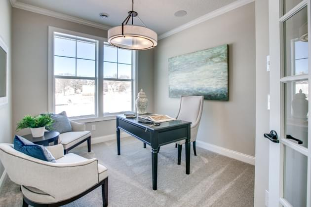 Living Area featured in the Atwood-Villa By Creative Homes in Minneapolis-St. Paul, MN