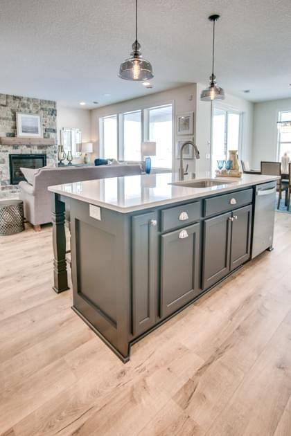 Kitchen featured in the Atwood-Villa By Creative Homes in Minneapolis-St. Paul, MN