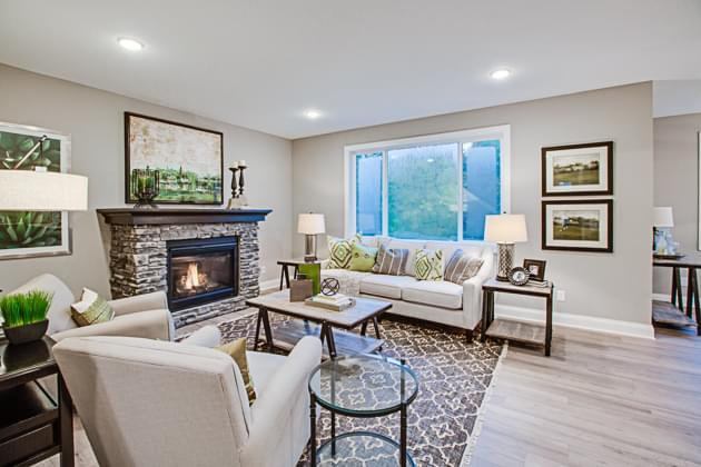 Living Area featured in the Lancaster By Creative Homes in Minneapolis-St. Paul, MN