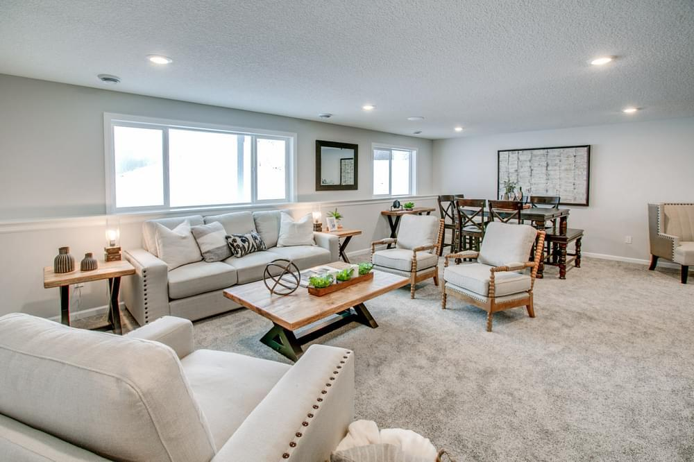Living Area featured in the Adare By Creative Homes in Minneapolis-St. Paul, WI