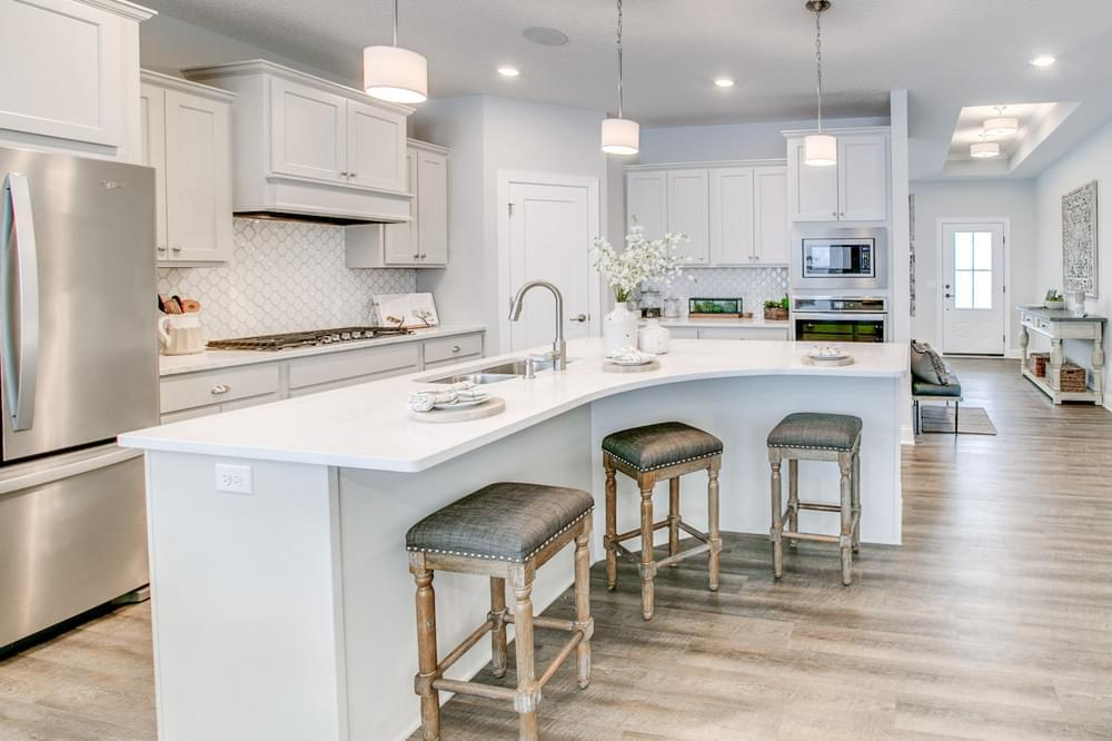 Kitchen featured in the Adare By Creative Homes in Minneapolis-St. Paul, WI