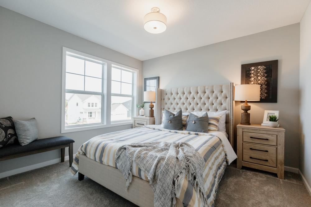 Bedroom featured in the Kendall By Creative Homes in Minneapolis-St. Paul, MN
