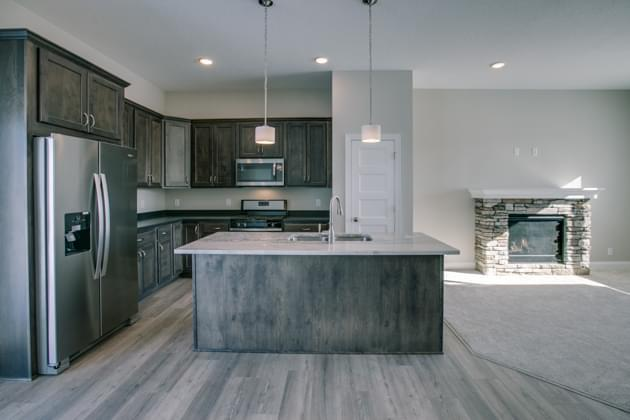 Kitchen featured in the Hanover By Creative Homes in Minneapolis-St. Paul, WI