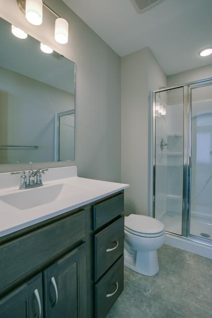 Bathroom featured in the Hanover By Creative Homes in Minneapolis-St. Paul, WI