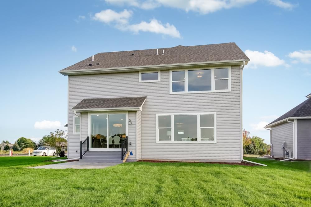 'Adelaide Landing' by Creative Homes in Minneapolis-St. Paul