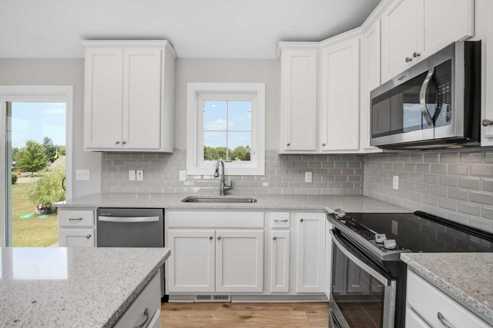 Kitchen featured in the Crestview By Creative Homes in Minneapolis-St. Paul, WI
