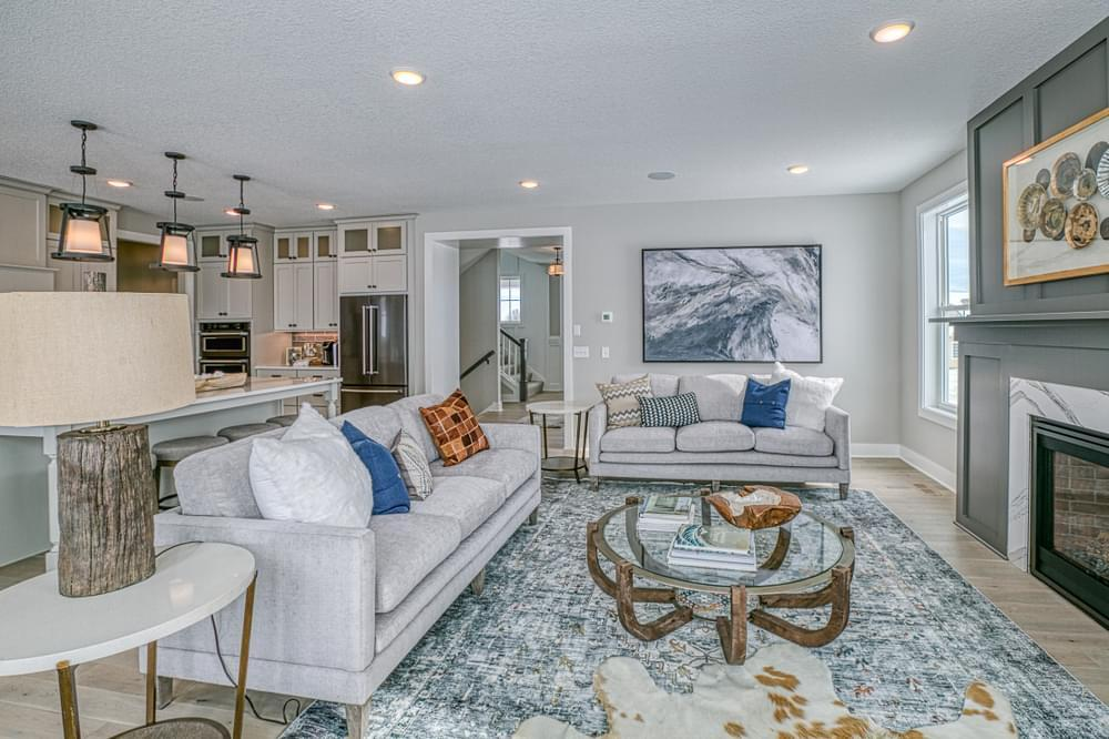 Living Area featured in the Bayfield By Creative Homes in Minneapolis-St. Paul, WI