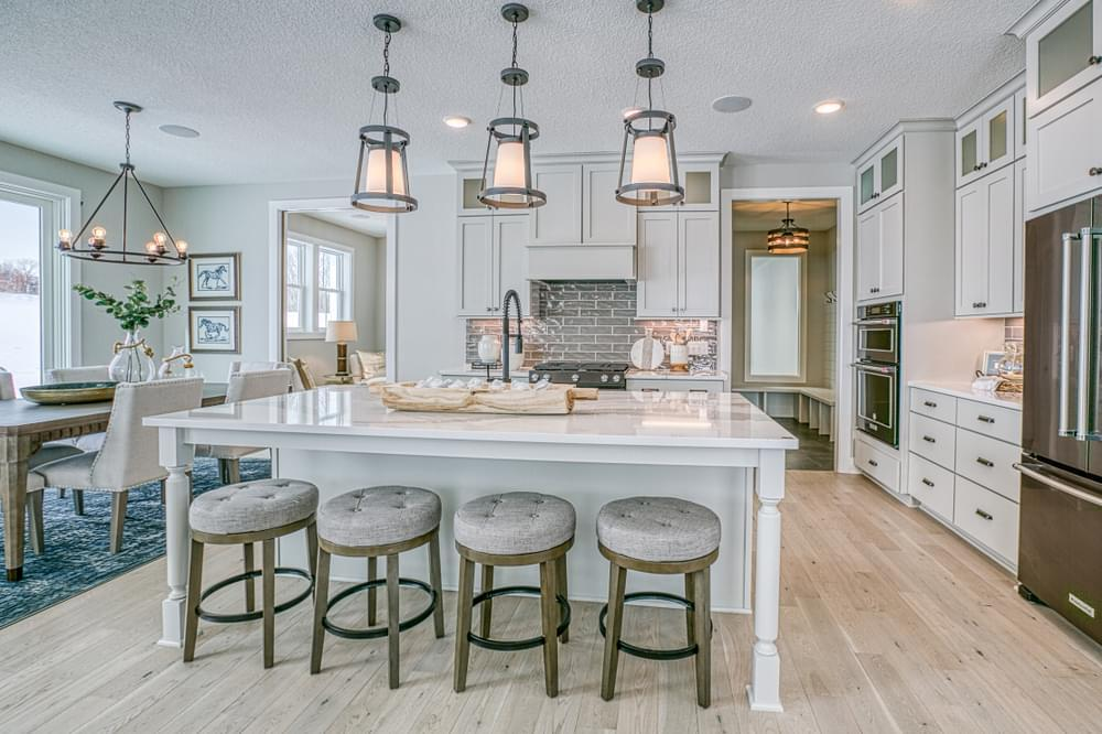 Kitchen featured in the Bayfield By Creative Homes in Minneapolis-St. Paul, WI