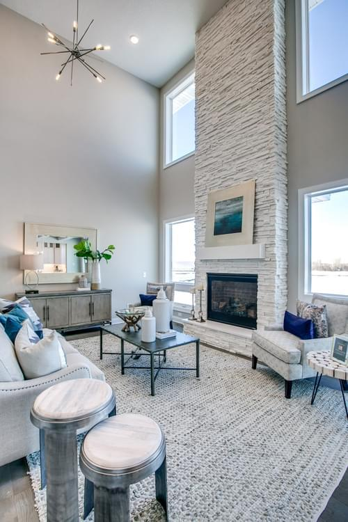 Living Area featured in the Augustine By Creative Homes in Minneapolis-St. Paul, MN
